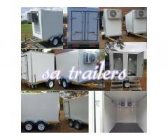 Coldroom trailers