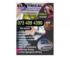 Electricians - Air Conditioning Installers - Electrical Contractor