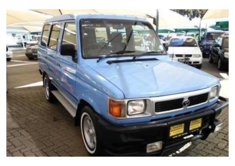 2002 Toyota Venture