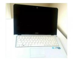 MSI X340 Laptop