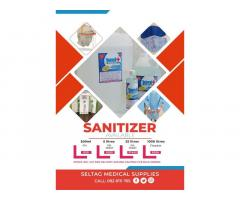 Hand & Surface Sanitizers
