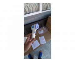 Non-contact certified infrared thermometer