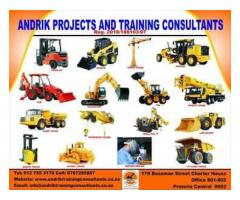 C19   Forklift training in pretoria 0791172699
