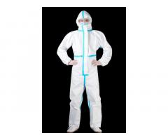 Single use Coverall Non- Sterile 50 gsm