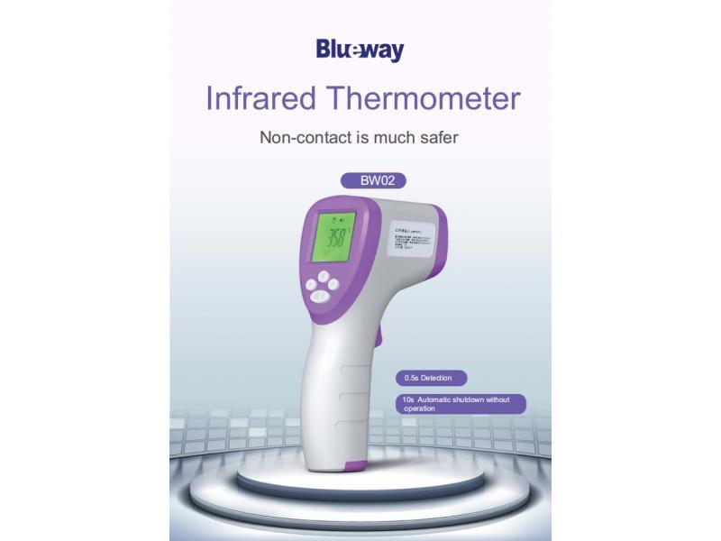 Infrared Forehead Thermometer - R850