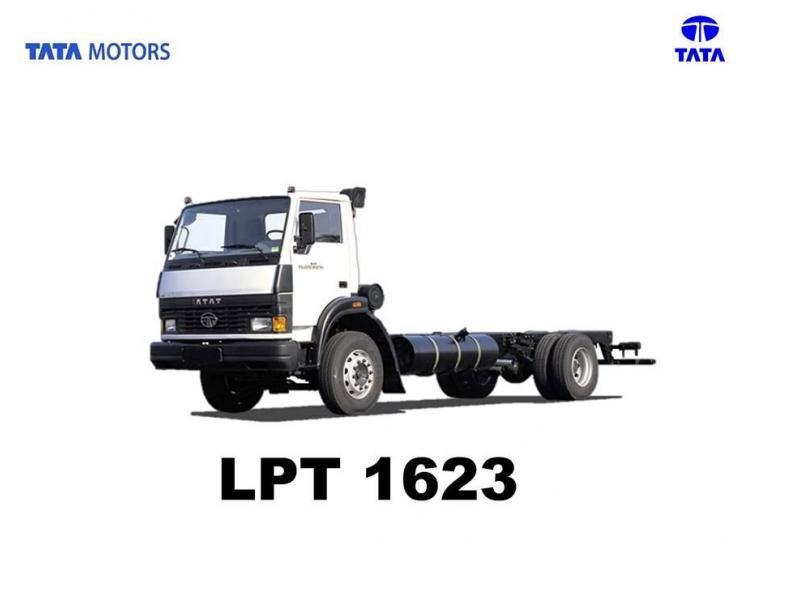 2020TATA LPT 1623 8,5 Ton Payload (230HP)