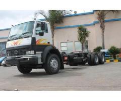 2020TATA LPT 1623 & TAG-AXLE 12 Ton Freight Carrier