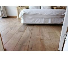 Wood/vinyl/laminate, cement flooring