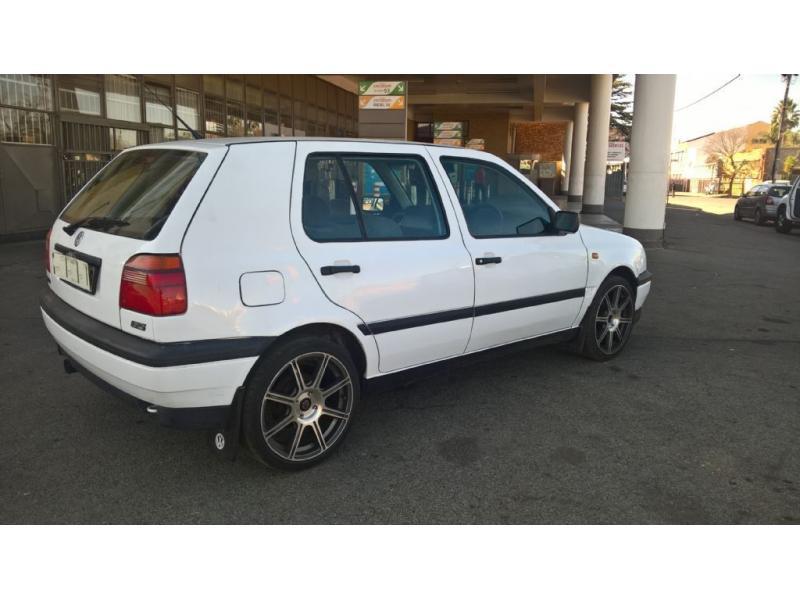 1999 Volkswagen Golf 3 GS 1.6