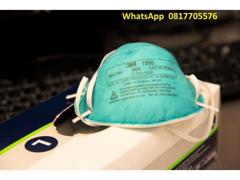 1860 N95/3 -PLY face masks