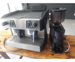Rancilio Silvia Expresso Machine