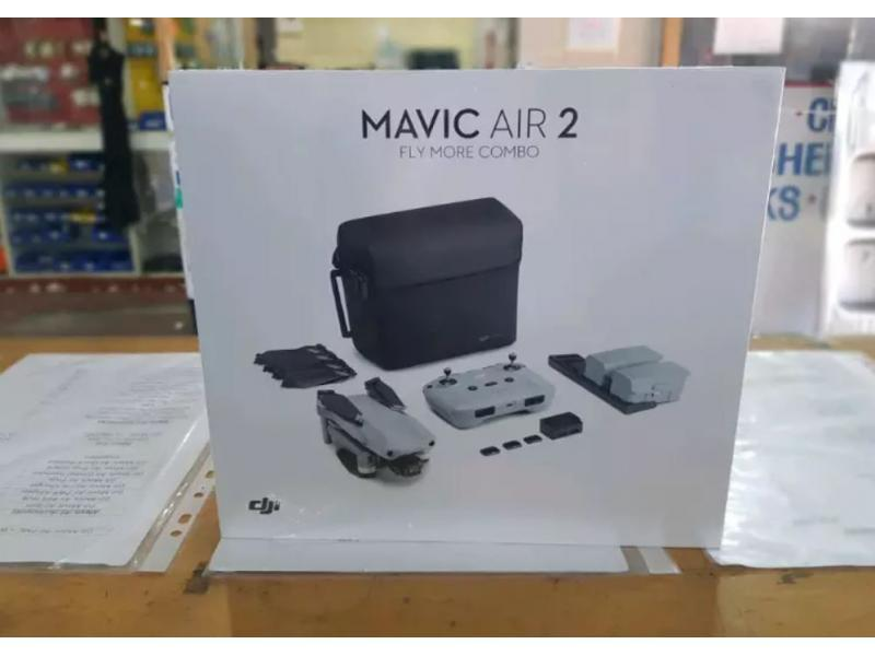 Mavic Air 2 flymore combo