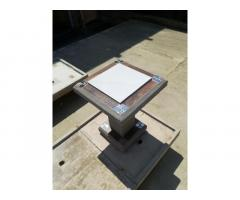 Garden PATIO Table HOME YARD DECOR R250 DISCOUNT! FREE DELIVERY!