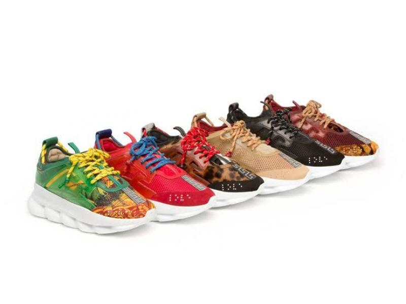 Versace Chain Reactions