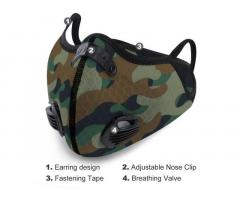 OXY97 Military Pollution Face Mask for sale. Contact Orizon on 0218136015