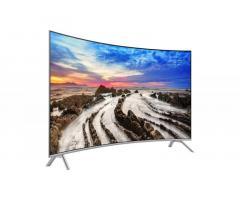 "Samsung MU8500 65"" Premium 4K Smart UHD Curved LED TV"