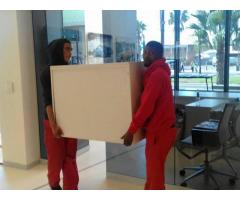 Moving Companies in Cape Town