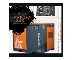 Black Friday SCREW COMPRESSORS Sales