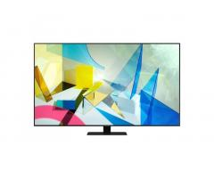 "Samsung 65"" Class Q80T Qled 4K Uhd Hdr Smart Tv - QA65Q80TAKXXA"