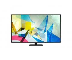 """Samsung 75"""" Q80T Qled 4K Smart Tv - QA75Q80TAKXXA"""