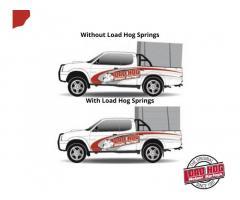 Toyota Hilux - Leaf Spring Suspension Upgrade