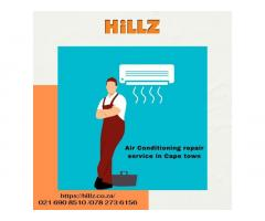 Hillz Refrigeration service the best air conditioning repair service in  Cape town