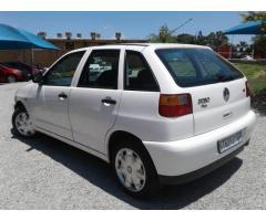2000 Volkswagen Polo Playa 1.4
