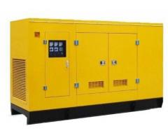 PERKINS 15KVA SILENT THREE-PHASE DIESEL GENERATOR.