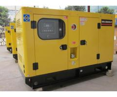 PERKINS 10KVA SILENT THREE-PHASE DIESEL GENERATOR