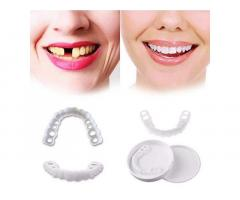 White Teeth Covers CLIP ON