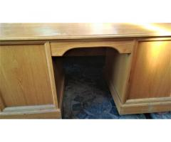 4 x OFFICE/STUDY DESKS FOR SALE (2nd hand)