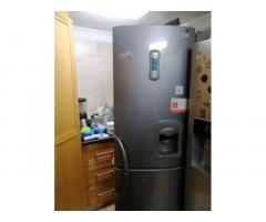 420L fridge freezer