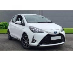 2015 Toyota Yaris 1.5L