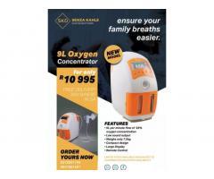 Oxygen concentrator 9L