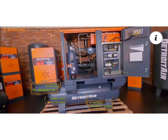 Rotary Air Screw Compressors