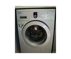 Samsung 6kg frontloader washing machine