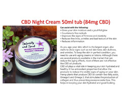 CBD NIGHT & DAY CREAM COMBO