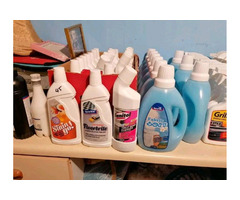 Sparkle Cleaning Products