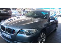 2011 BMW 520-D Automatic Transmission, Electric