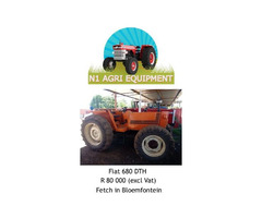 Fiat 680 DTH For sale