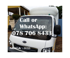QUICK BAKKIE FOR HIRE - DELIVERY AND REMOVALS