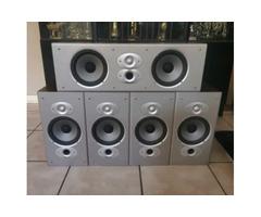 Polk Audio speaker set