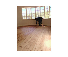 Installation, repairing, stripping of old wooden floors, sanding and sealing