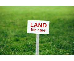 30x30m² land for sale in thornville