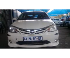 2014 Toyota Etios