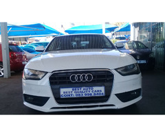 2014 Audi A4 1.8 Engine Capacity TFSi with  Automatic Transmission,