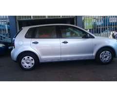 2010 VW Polo Vivo 1.4 Engine Capacity with Manuel Transmission,