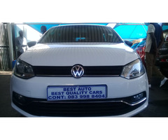 2017 VW Polo Tsi 1.2 Engine Capacity with Manuel Transmission,