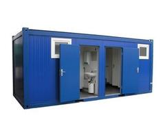 "6"" Meter (20ft) Container Toilet Cabin"
