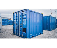 """3"""" (10foot) Storage / Shipping Container."""